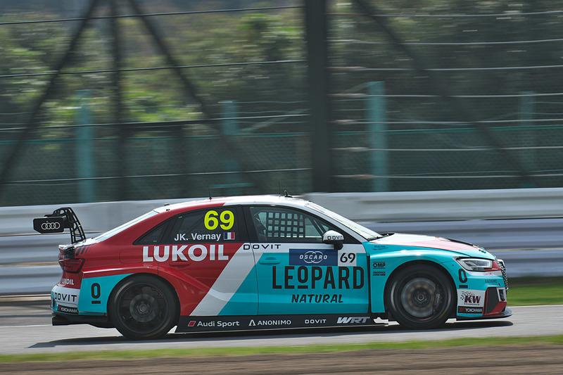 69号車 Audi RS3 LMS