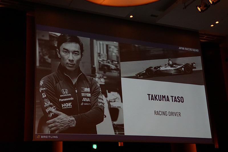 インディカー・シリーズに参戦する佐藤琢磨選手