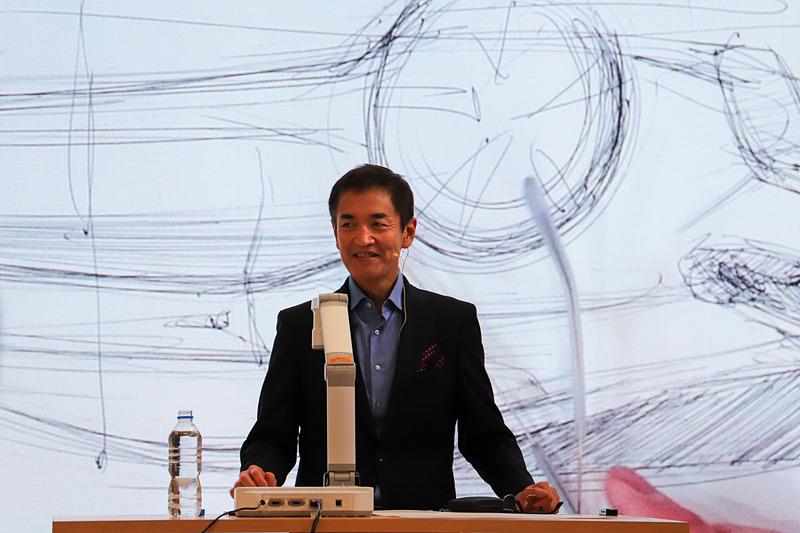 BMW AG BMWデザイン部門 エクステリア・クリエイティブ・ディレクター 永島譲二氏