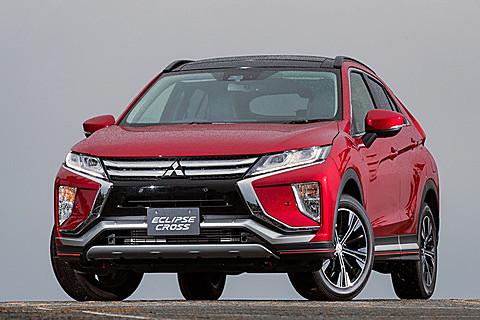 三菱自動車工業「エクリプス クロス」が「2019年次 RJC カーオブザイヤー」を受賞