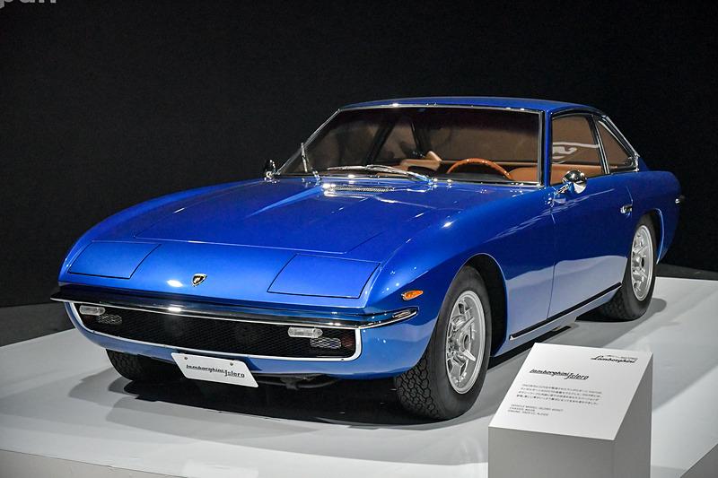 「イスレロ 400GT」。ランボルギーニ400GTの後継モデルとして、1960年代に225台が製造された