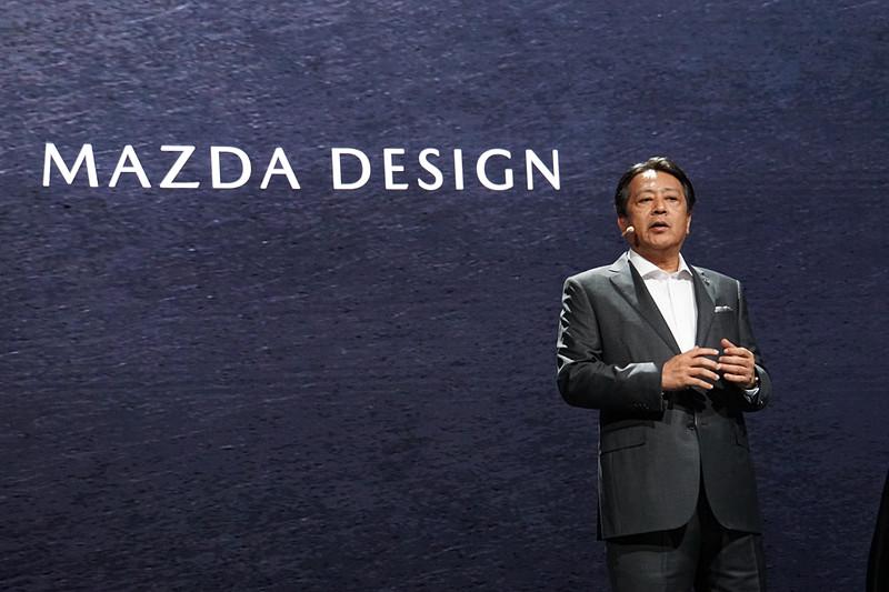 マツダ株式会社 代表取締役社長兼CEOの丸本明氏