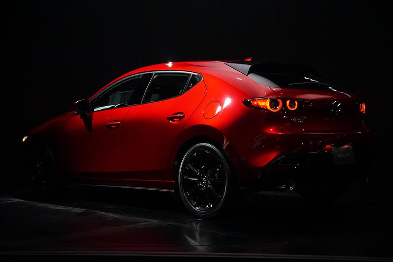 Mazda3 ハッチバック