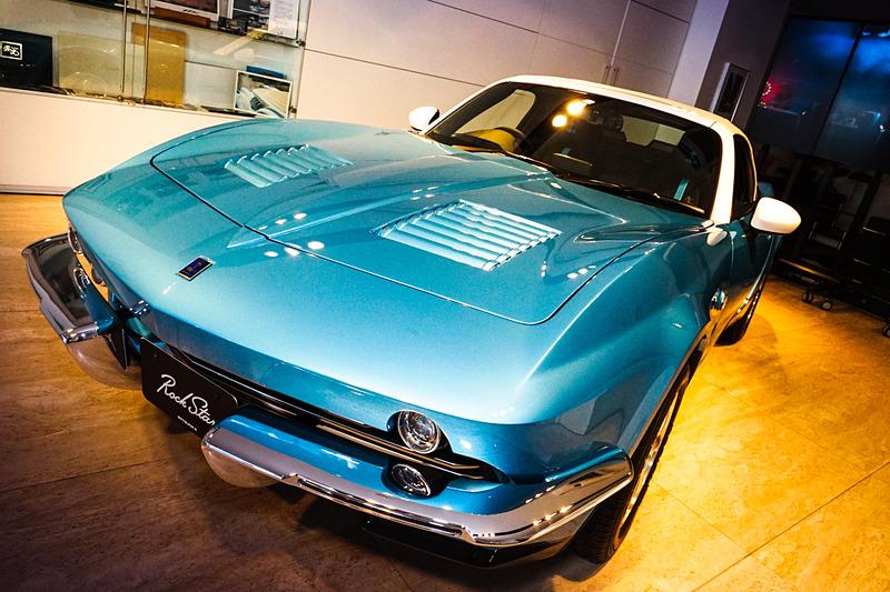 光岡自動車が同社の創業50周年記念スペシャルモデルとして限定台数200台で販売されるアメリカンデザインのオープンカー「Rock Star(ロックスター)」。マツダ NDロードスターがベース