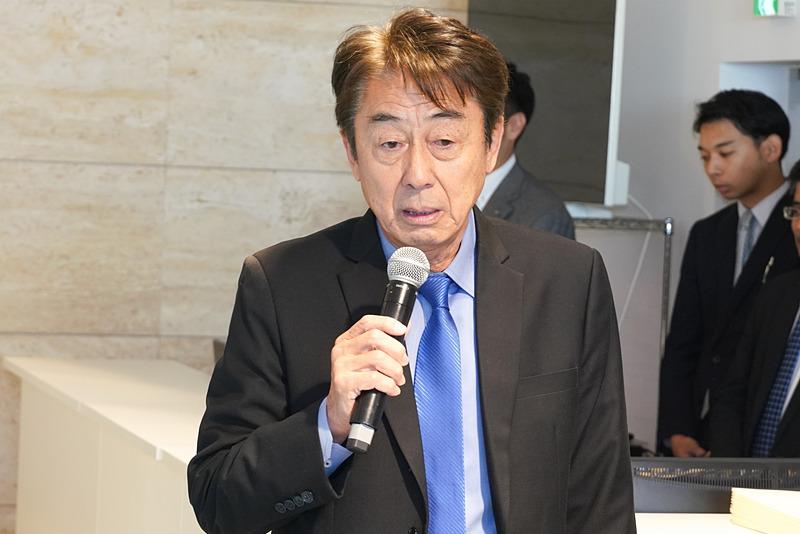 株式会社光岡自動車 代表取締役社長 光岡章夫氏