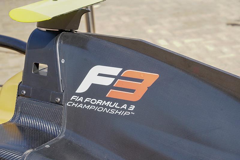 FIA F3のロゴ