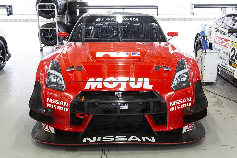 NISSAN GT-R NISMO GT3(2017)