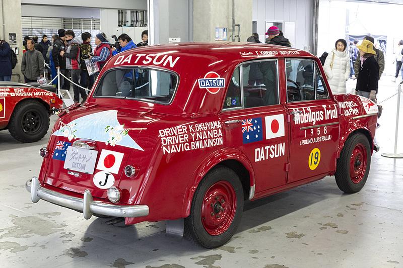 DATSUN 1000 SEDAN FUJI(1958)