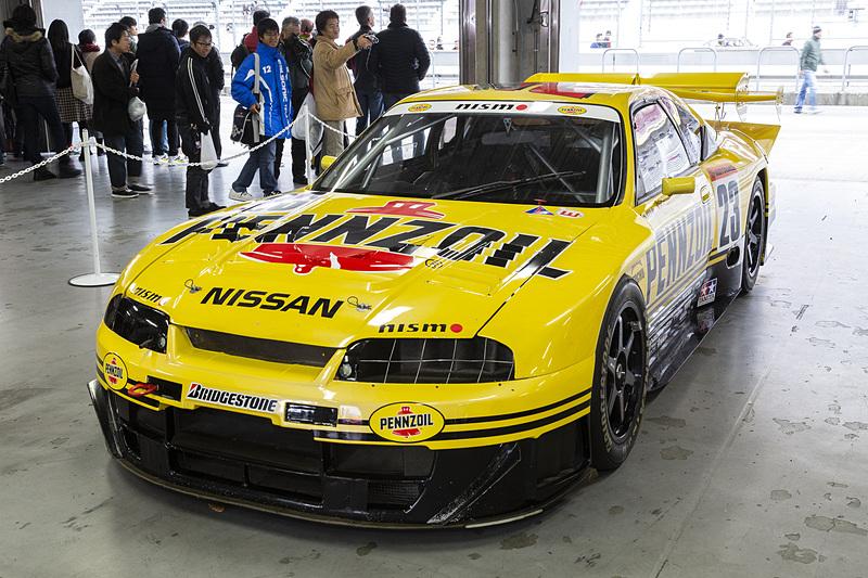 PENNZOIL NISMO GT-R(1998)