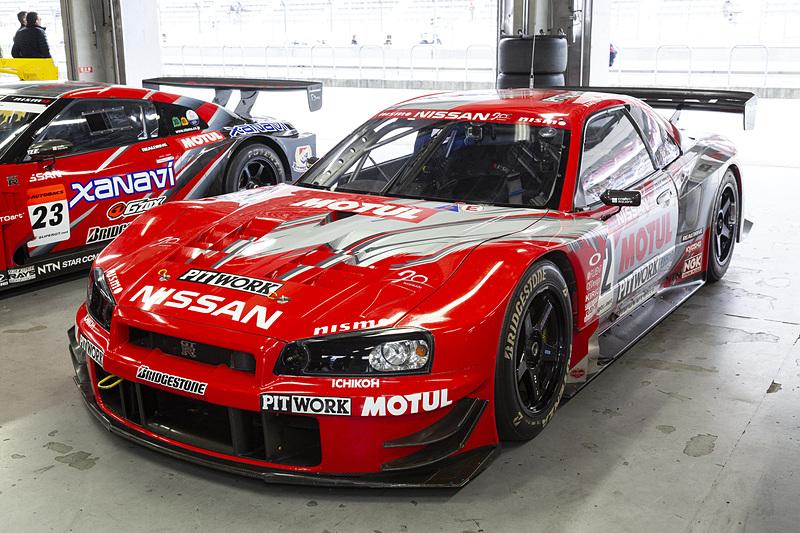 MOTUL PITWORK GT-R(2003)