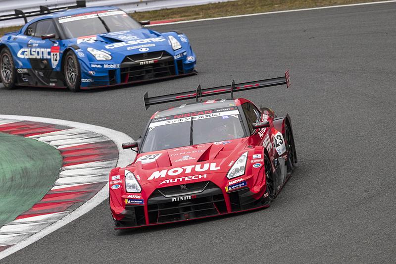 NISMO GPは23号車 MOTUL AUTECH GT-Rが勝利