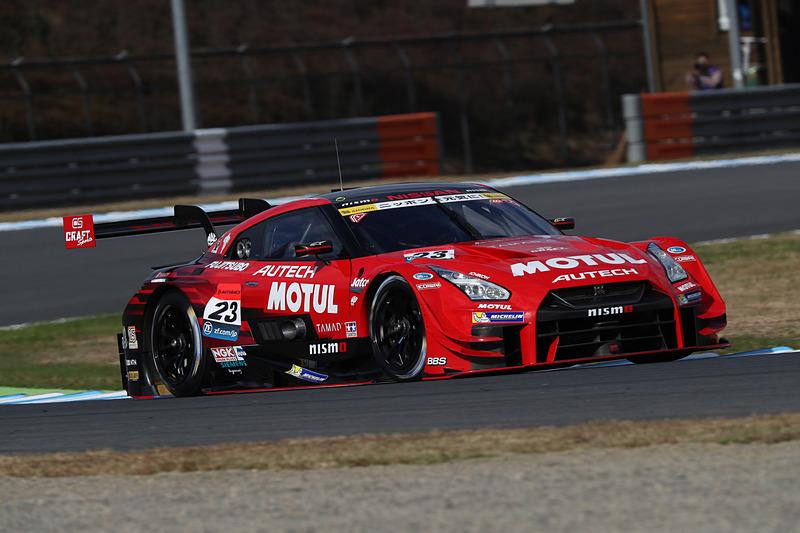 2018年シーズンのSUPER GTに「MOTUL AUTECH GT-R」で参戦した松田次生選手がスペシャルゲストとして走行のアドバイスを行なうほか、トークショーなどのプログラムも実施
