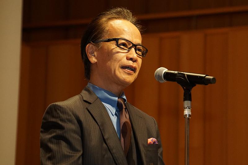 トヨタ自動車株式会社 副社長でGAZOO Racing Company Presidentの友山茂樹氏