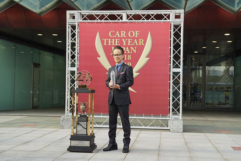 実行委員会特別賞を受賞した「TOYOTA GAZOO Racing」