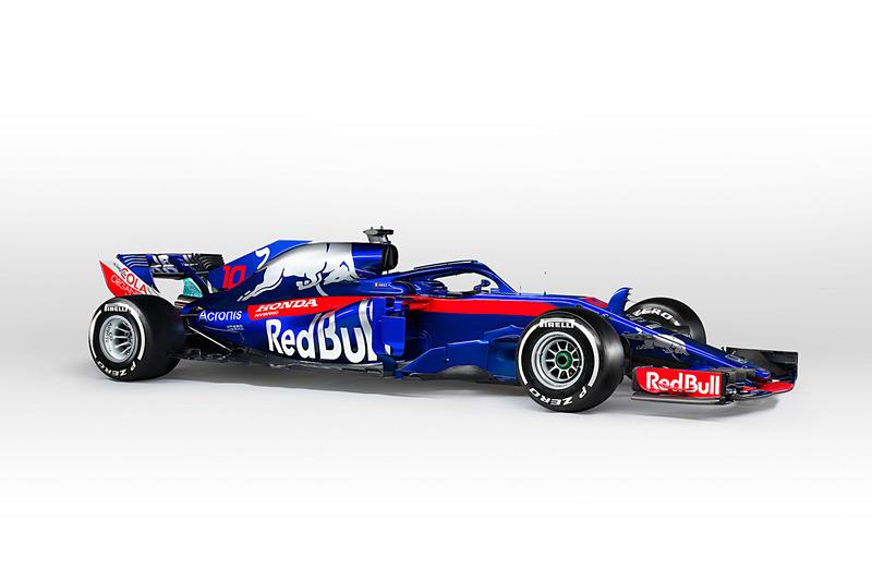 Red Bull Toro Rosso Honda「STR13 #10」