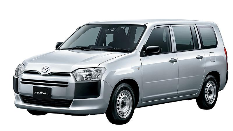 ファミリアバンDX(2WD車)