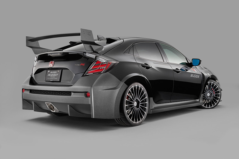 「CIVIC TYPE R MUGEN RC20GT Package Pre Production MODEL」