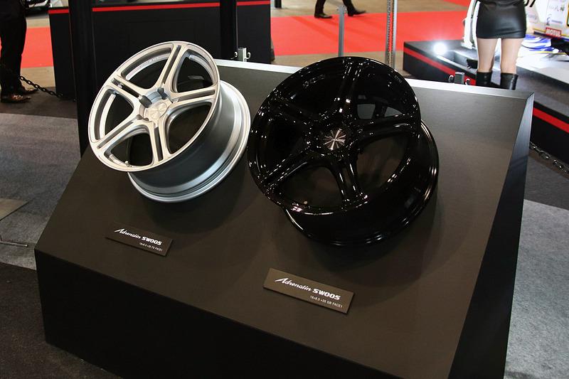 鋳造リムスピニング製法を採用したホイール「POTENZA Adrenalin SW005」
