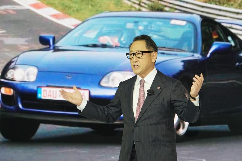 豊田章男社長も試作車両の評価テストなどに参加、一般の道を走る時を想定しながら、サーキットを走ることも多いことを考慮して、その両方のバランスを考えたオーダーが出されたという