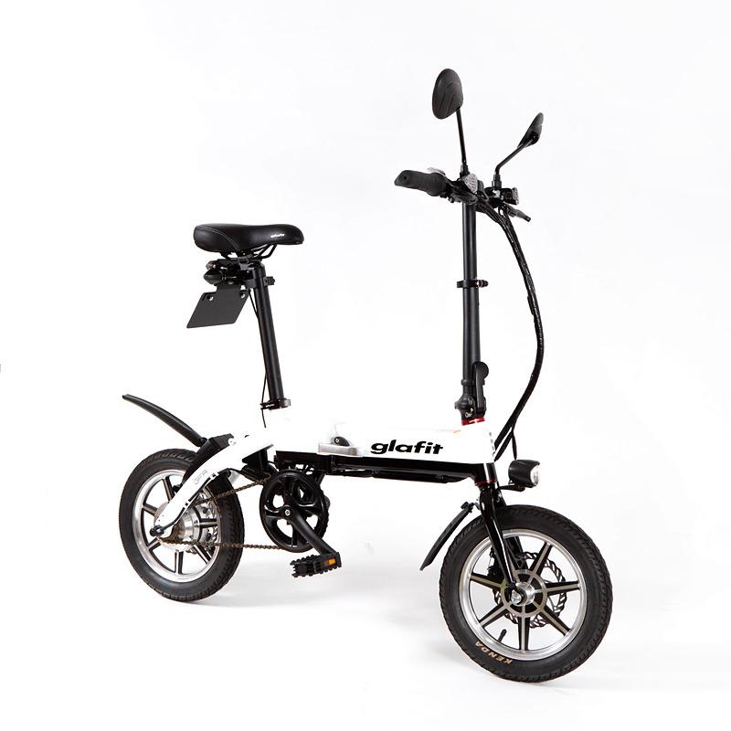 glafitの電動ハイブリッドバイク「GFR-01」