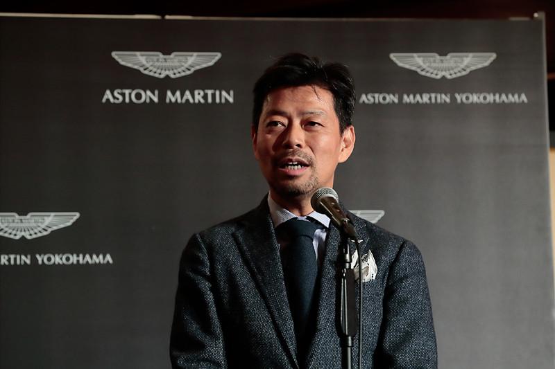 グラーツ・オートモビール株式会社 代表取締役の荒井賢氏