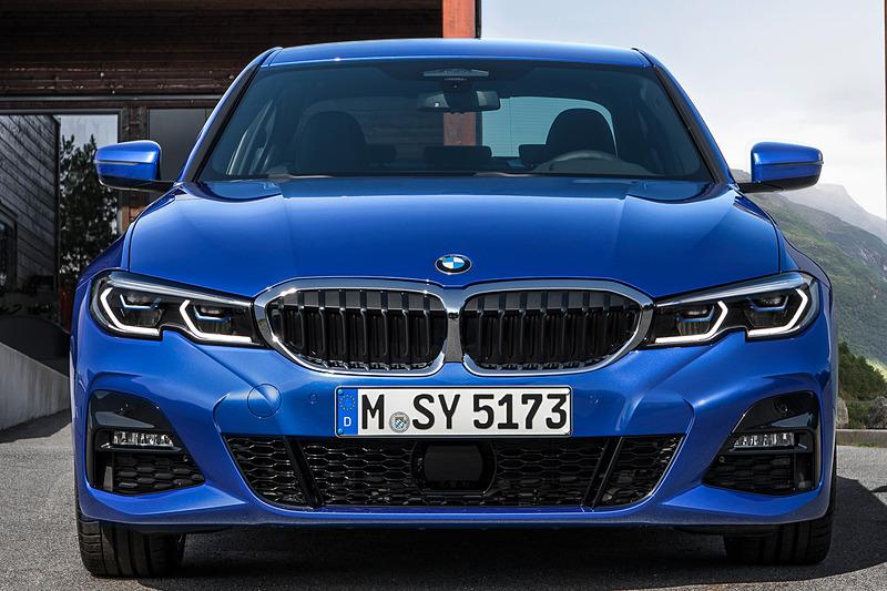 新型3シリーズ M Sportモデル