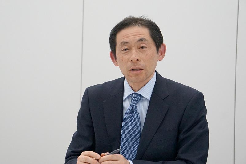 株式会社デンソー グローバル戦略部 部長の杉浦正則氏