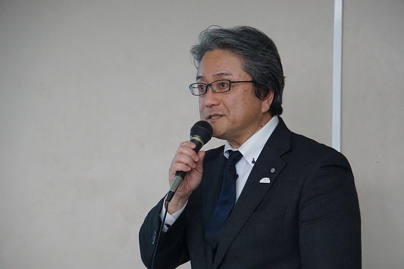 トヨタコンパクトカーカンパニー 製品企画ZP2 チーフエンジニア 粥川宏氏