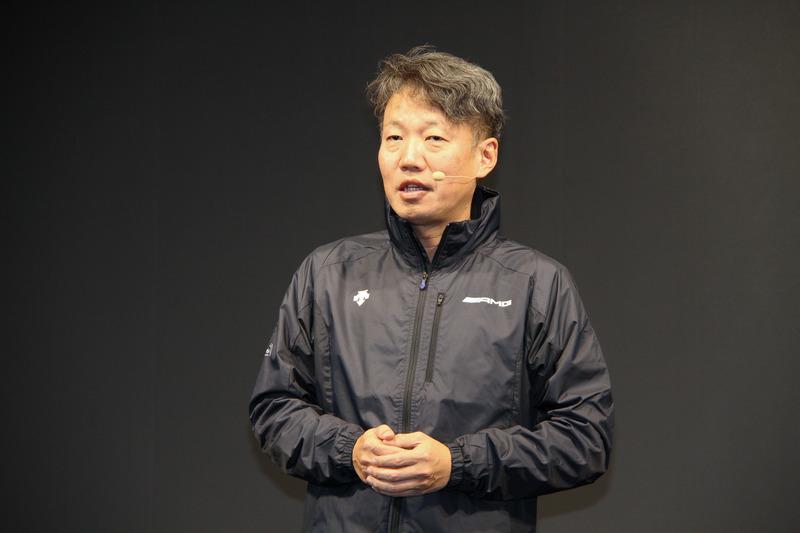 メルセデス・ベンツ日本株式会社 代表取締役社長の上野金太郎氏
