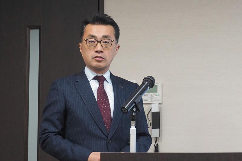 三菱ふそうトラック・バス株式会社 バス開発部長 伊藤貴之氏