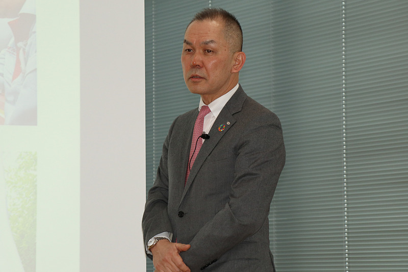 株式会社デンソー 専務役員 伊藤正彦氏