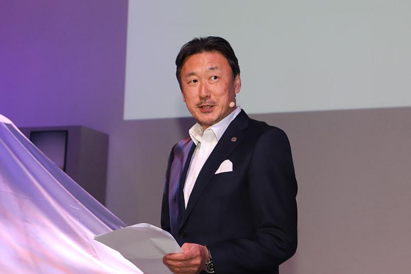 ビー・エム・ダブリュー株式会社 MINIディビション 営業部長 山口智之氏