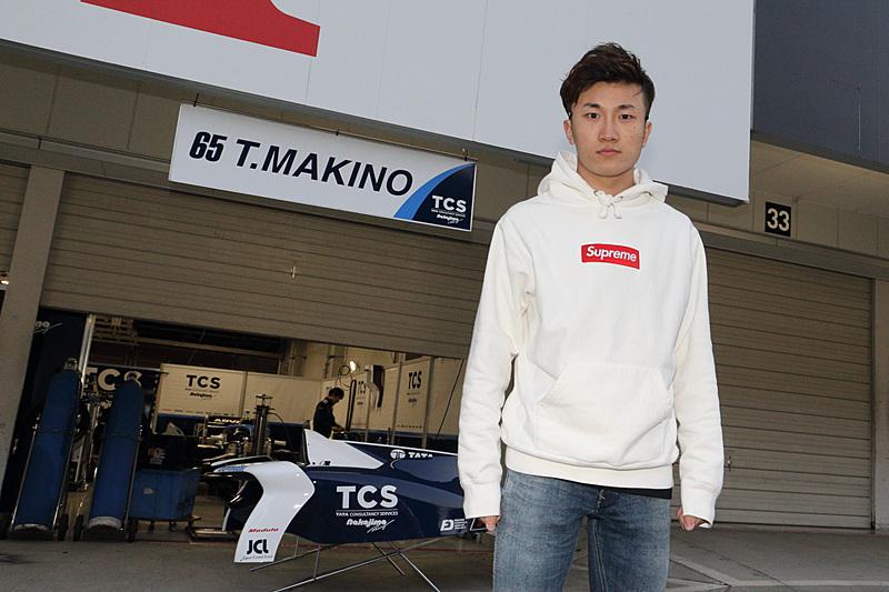 2019年シーズンからSUPER GTやスーパーフォーミュラなどの国内レースに参戦する牧野任祐選手