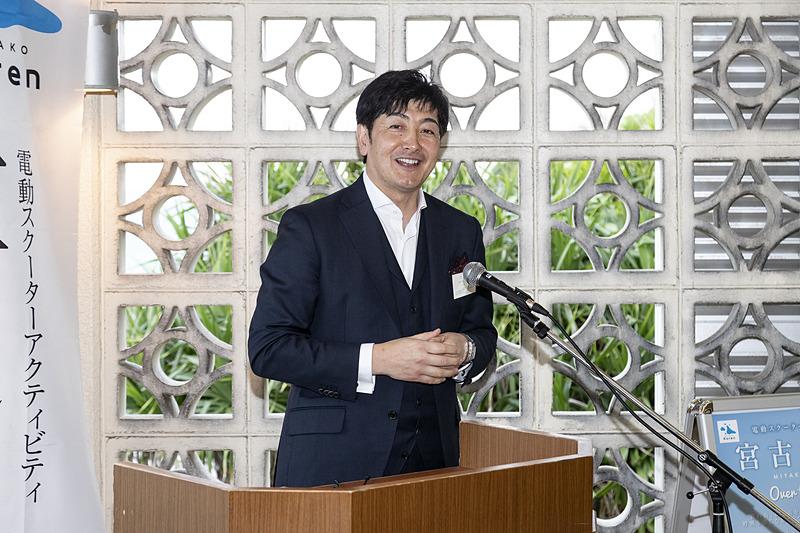 ソフトバンク株式会社 常務執行役員 エンタープライズ第一営業本部 本部長 小菅良宏氏