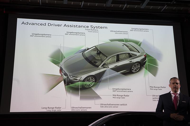アドバンスド ドライバーアシスタントシステム
