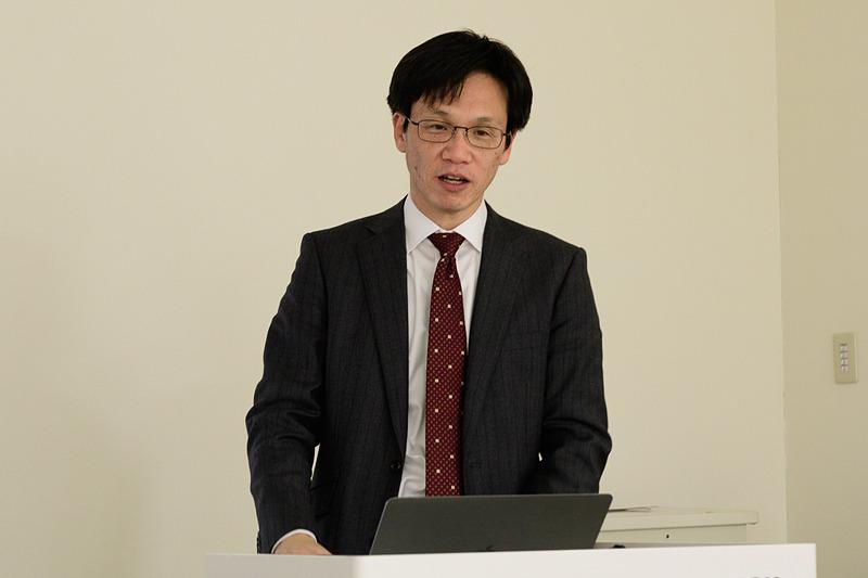 日産自動車株式会社 日産総合研究所 エキスパートリーダー 上田哲郎氏