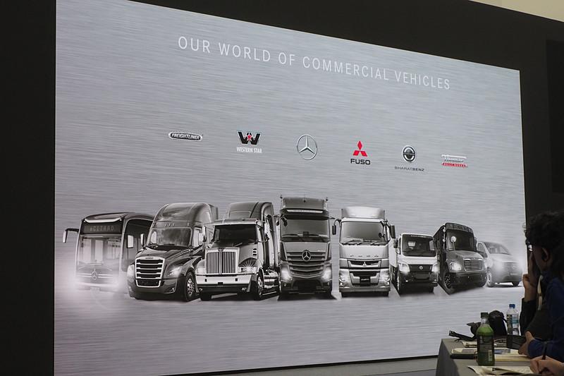 商用車のブランド