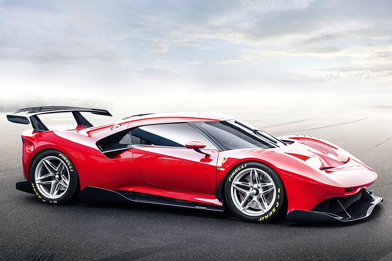 フェラーリ「P80/C」