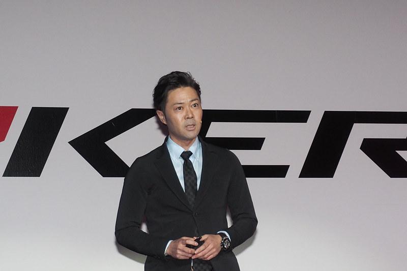 BRPジャパン株式会社 代表取締役 大貫陽介氏