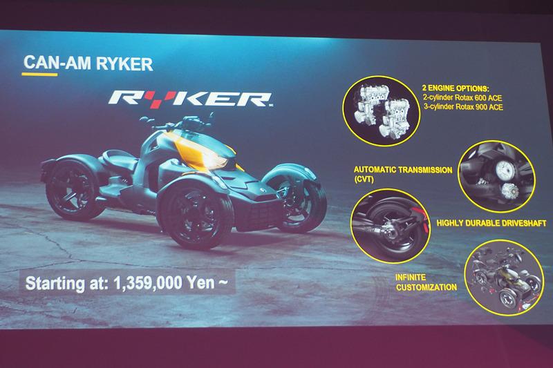Rykerの特徴