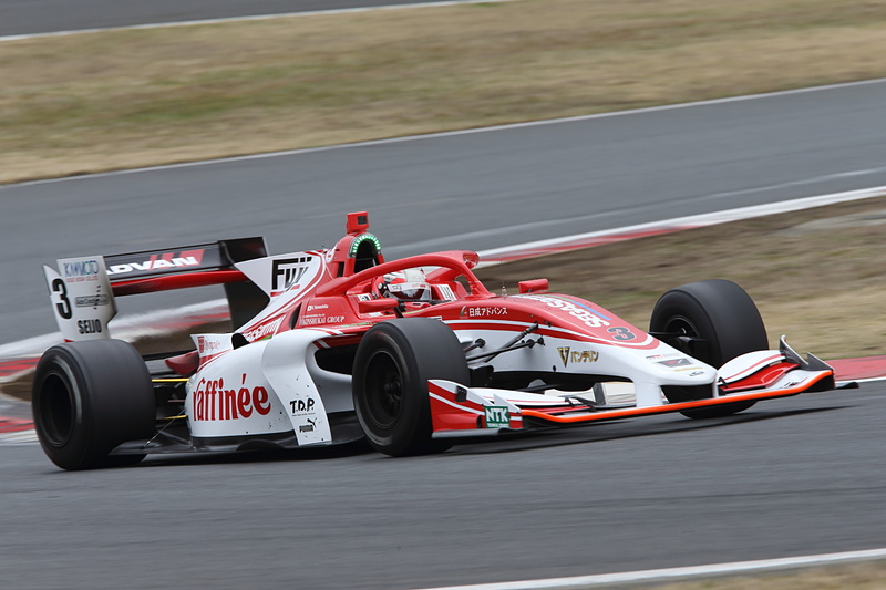 Car No.3 山下健太(KONDO RACING / TOYOTA)