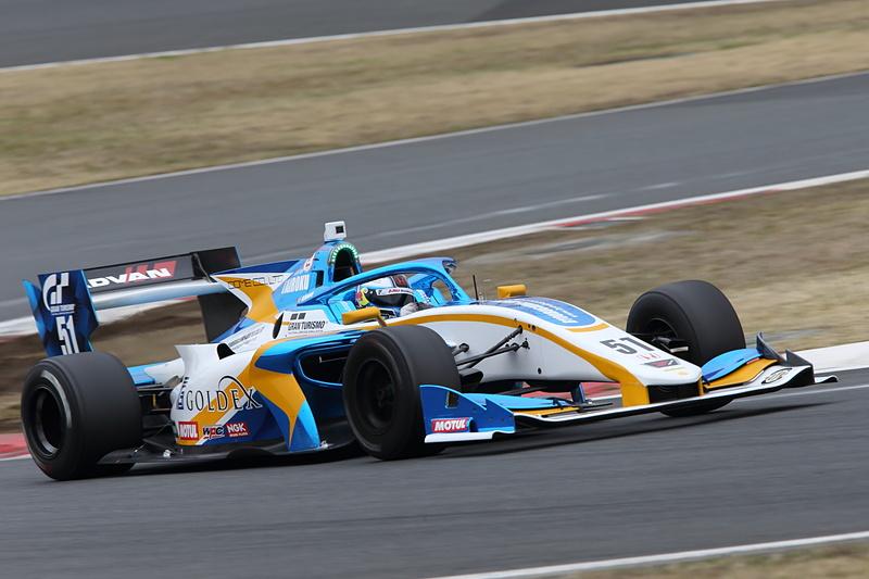 Car No.51 ハリソン・ニューウェイ(イギリス)(B-Max Racing with motopark / HONDA)