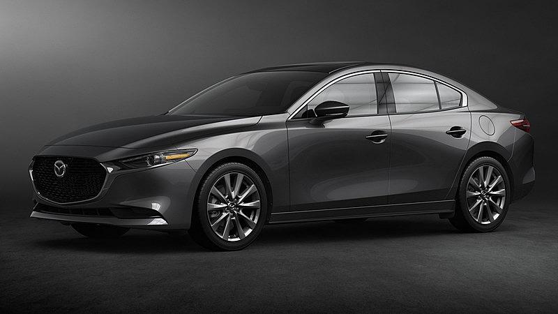 新型「Mazda3」セダン