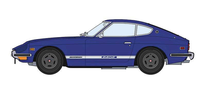 「ダットサン 240Z HLS30 (左ハンドル仕様)」