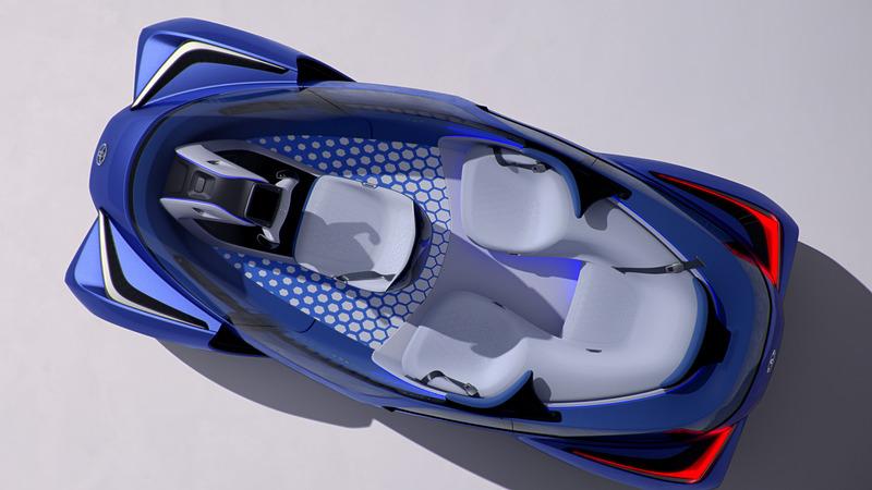 EVコンセプトカー「RHOMBUS」
