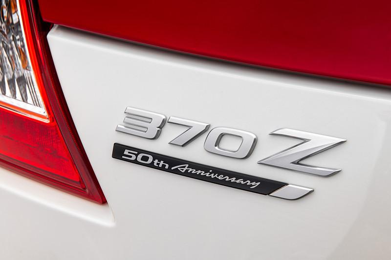 北米で公開された「370Z」50周年記念車