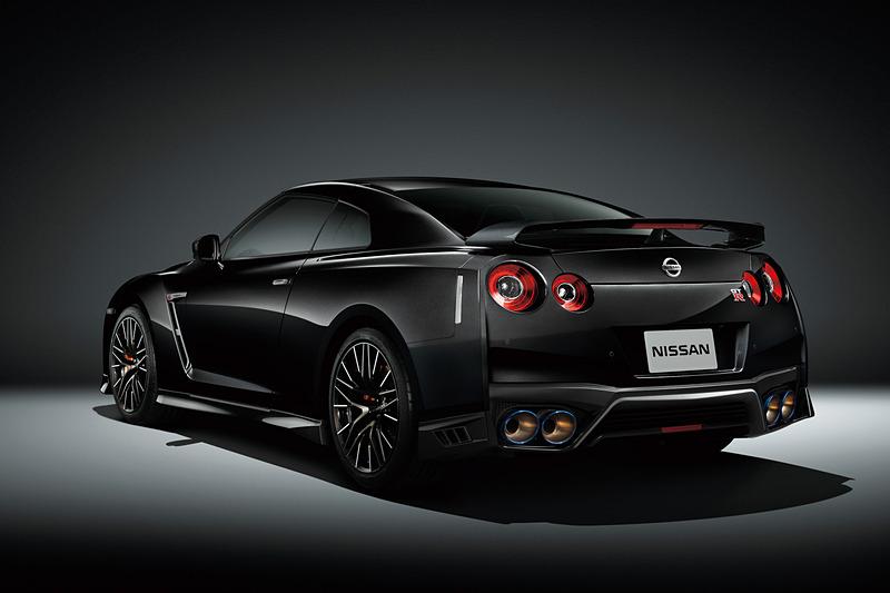 GT-R 2020年モデル Black edition