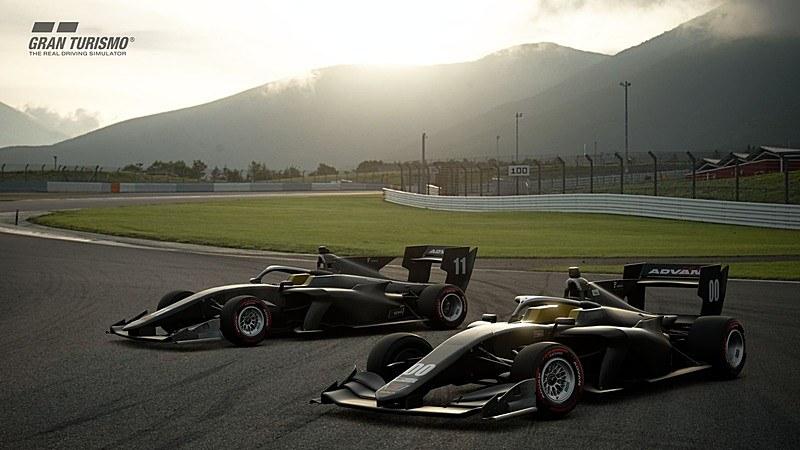 グランツーリスモSPORTに追加された新型車両「SF19」