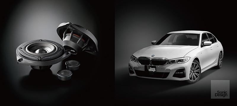 「SonicPLUS」BMW 3/4シリーズ、2シリーズ アクティブツアラー専用モデル