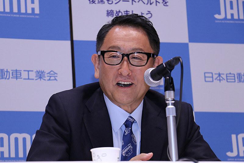 デンソーの新しい体制案で取締役に選ばれたトヨタ自動車株式会社 代表取締役社長 豊田章男氏